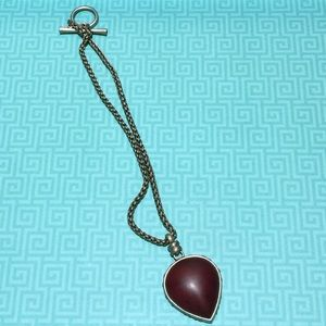 Lucky Brand Vintage Necklace - Silver